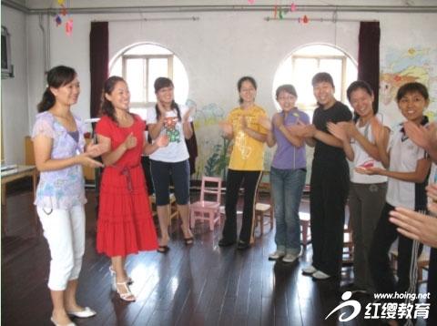 山东运河监狱幼儿园组织教师暑期业务培训