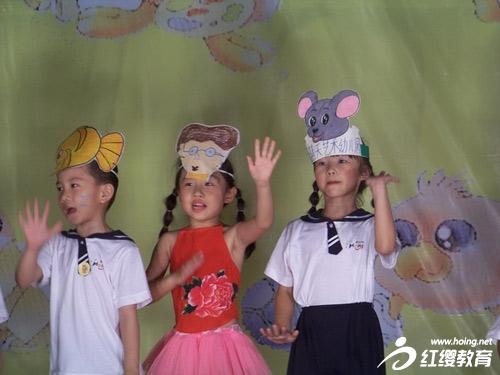 海南三亚蓝天艺术幼儿园六一活动图片回顾