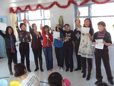 内蒙古满洲里南区幼儿园打造精品教师团队