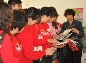 参观北京红缨教育直营园北京红缨幼儿园