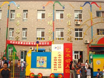 保定涿州市艺术幼儿园